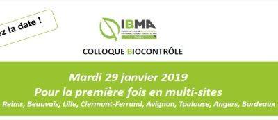 Colloque biocontrôle 29 Janv 2019