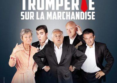 """""""Trumperie sur la Marchandise""""   6 Oct 2018  Théâtre des 2 ânes"""