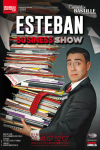 Business Show By Esteban - Théâtre de la comédie Bastille