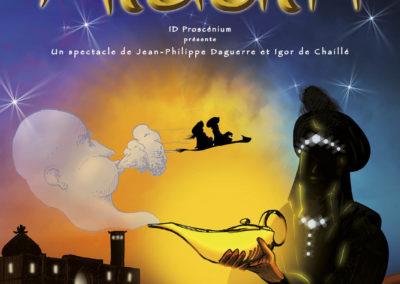 Aladin – Théâtre du Palais Royal – Spécial Jeune Public