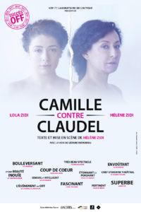 Camille Contre Claudel - Théâtre du Roi René - Paris - jusqu'au 22 Décembre, Camille Contre Claudel – Théâtre du Roi René – Paris – jusqu'au 22 Décembre