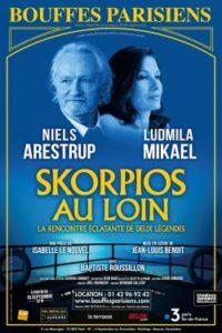 Skorpios Au Loin - Théâtre des Bouffes Parisiens - jusqu'au 31 Décembre 2018, Skorpios Au Loin – Théâtre des Bouffes Parisiens – jusqu'au 31 Décembre 2018