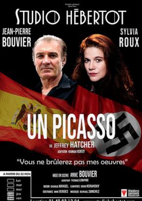 Un Picasso – Studio Héberthot – jusqu'au 3 Mars 2019