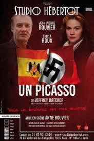 Un Picasso - Studio Hébertot - Jusqu'au 3 Mars 2019