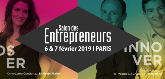 Salon des Entrepreneurs   6 et 7 février 2019