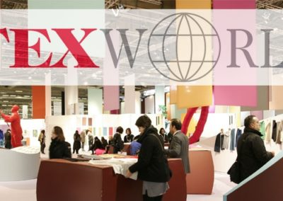 Texworld Paris – LE salon international pour la mode ! Du 11 au 14 février 2019