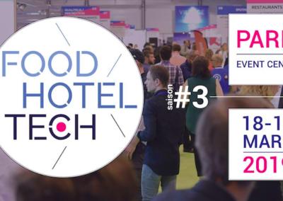 Food Hotel Tech du 18 mars au 19 mars 2019