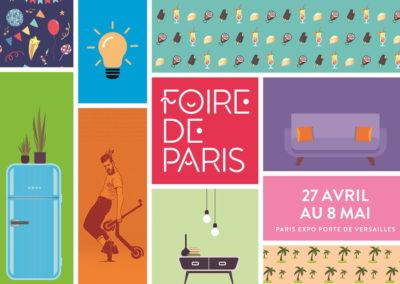 Foire de Paris 27 Avril – 6 Mai