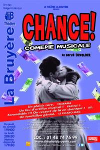 , Chance  – Théâtre la Bruyère –