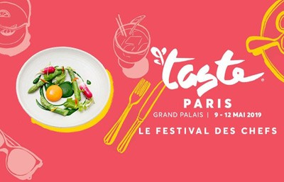 Taste Of Paris – Grand Palais 9 au 12 Mai