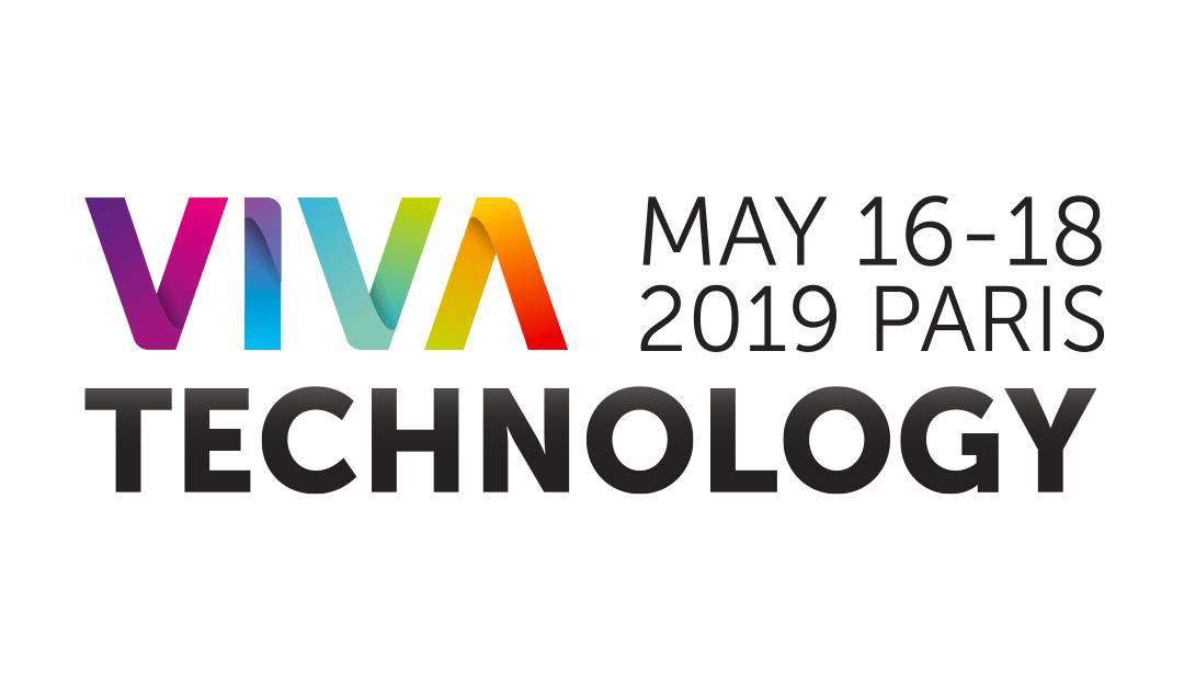 VivaTech 2019 du 16 au 18 Mai – Porte Versailles – Paris