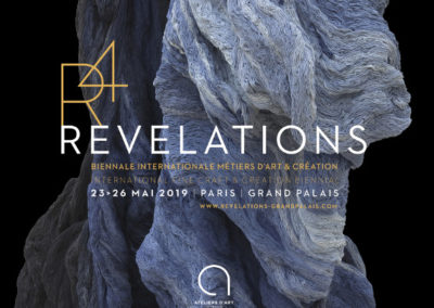 Révélations R4, la Biennale Internationale Métiers d'art et Création – 22-26 Mai 2019