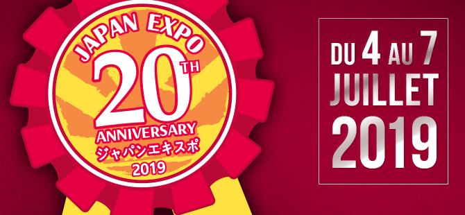 Japon Expo du 4 au 7 Juillet – Villepinte Expo