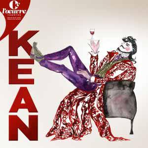 Kean - Théâtre de l'Oeuvre