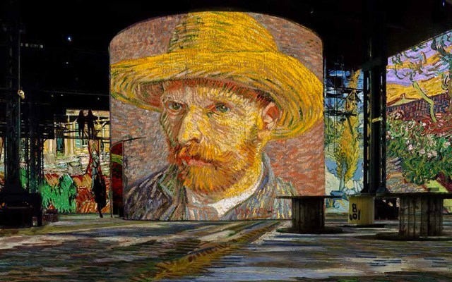 Van Gogh, La nuit étoilée jusqu'au 30 décembre 2019