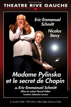 Madame Pylinska et le secret de Chopin – Théâtre Rive Gauche