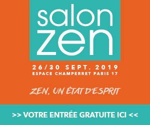 Salon Zen – du 26 au 30 Septembre – Espace Champéret
