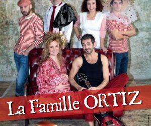 La Famille Ortiz – Théâtre Rive Gauche