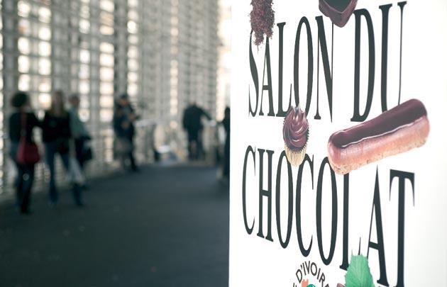 Salon du Chocolat – 30 Oct / 3 Novembre – Porte de Versailles