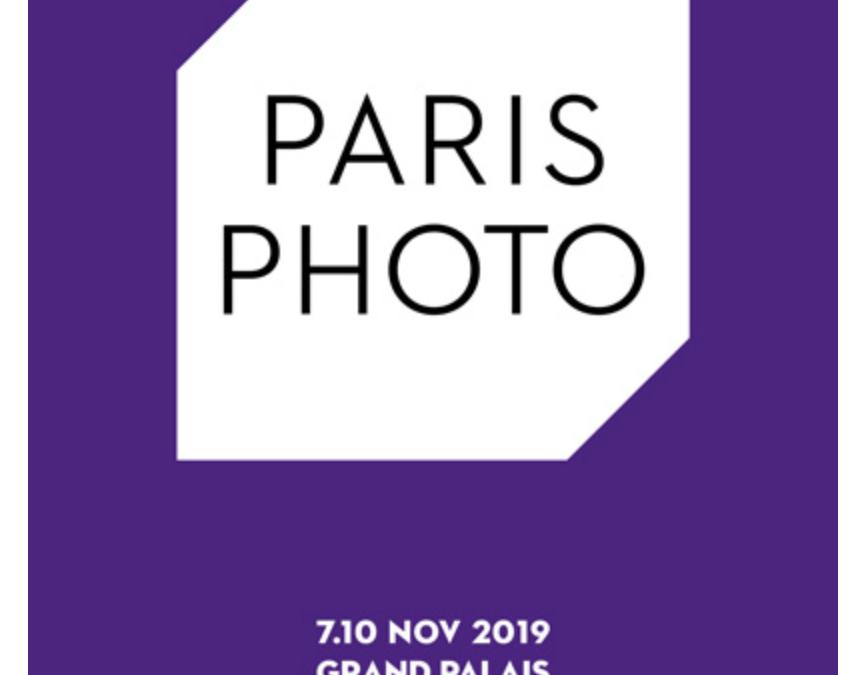 Paris Photos – Grand Palais du 7 au 10 Novembre 2019