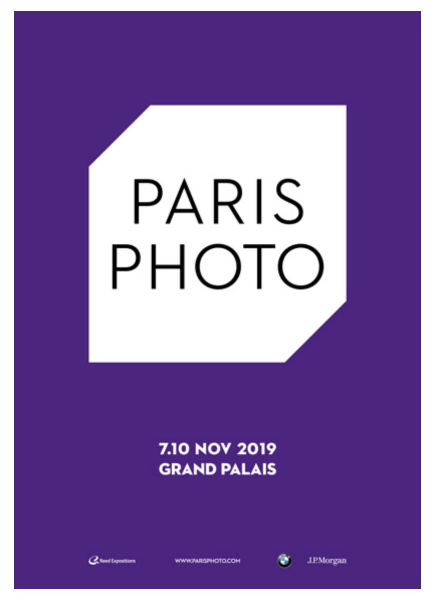 Paris Photos – Grand Palais du 7 au 10 Novembre 2019
