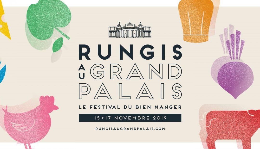 Rungis au Grand Palais du 15 au 17 Novembre 2019