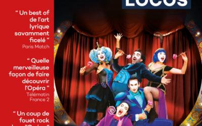 Opéra Locos – Théâtre Libre jusqu'au 2 février 2020