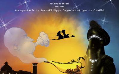 Aladin – Théâtre du Palais Royal – jusqu'au 22 février 2020