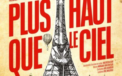 PLus Haut que le ciel – Théâtre Fontaine jusqu'au 29 mars 2020