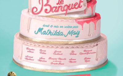 Le banquet – théâtre de Paris jusqu'au 19 mars  2020