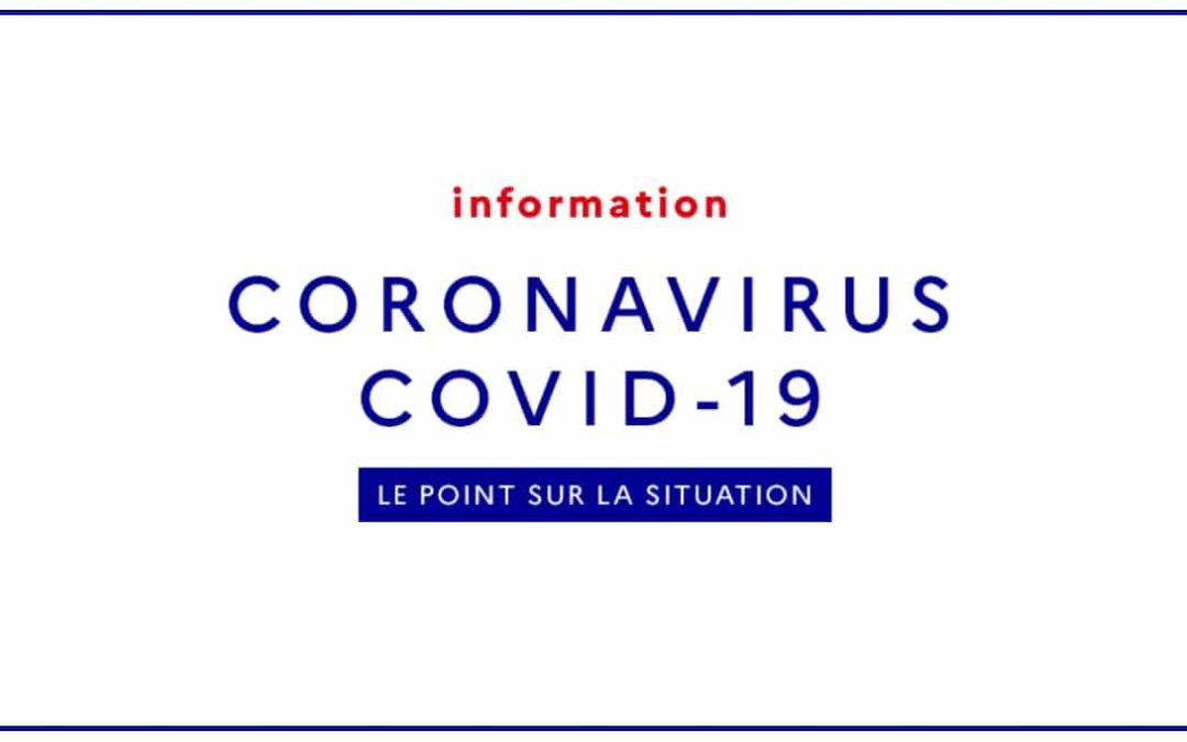 Informations et liens utiles Vie privée – vie professionnelle  – Covid 19
