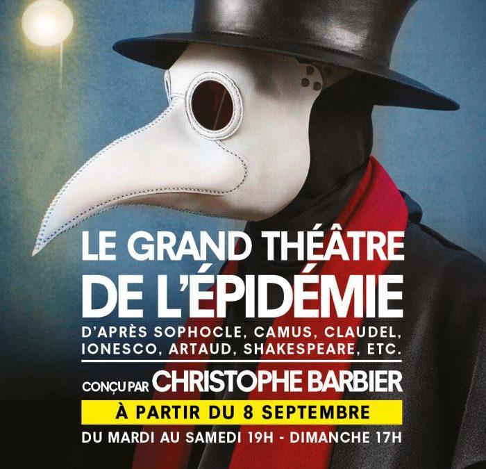 Le Grand Théâtre de l'épidemie