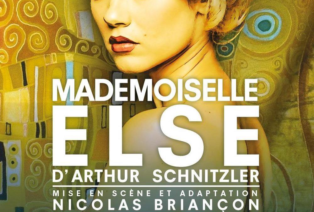Mademoiselle Else – Poche Montparnasse –