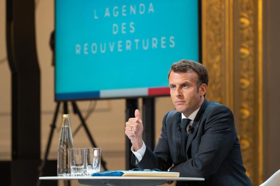 Calendrier déconfinement France Mai Juin 2021