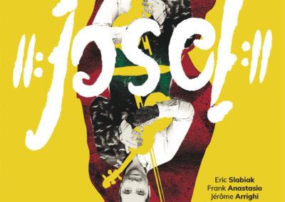 Josef Josef : Un album, des concerts, de la Musique… C'est la fête !