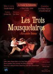 Sélection Off Avignon – Les 3 Mousquetaires – Théâtre des gémeaux – 14H50
