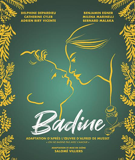 """Sélection Off Avignon – """"Badine"""" – Théâtre des gémeaux"""