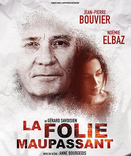 Sélection Off Avignon 2021 – La Folie Maupassant – Théâtre Buffon – 17h20