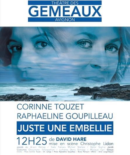 Sélection Off Avignon – *Juste une embellie – Théâtre des Gémeaux –